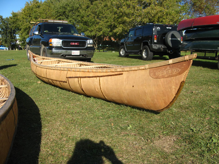 The Grandmother Canoe